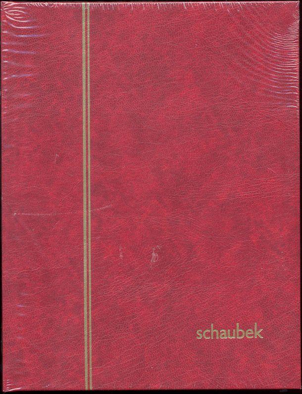 Album Schaubek A5 - červený