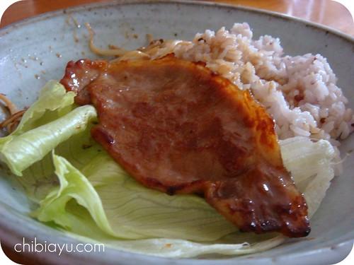 十勝名物 豚丼 ランチプレート