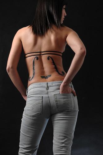 Tattoo healing process!