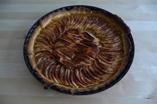 tarte auxpommes