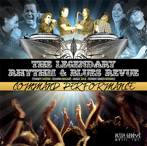 The Legendary Rhythm & Blues Revue - Command Performance (CD)