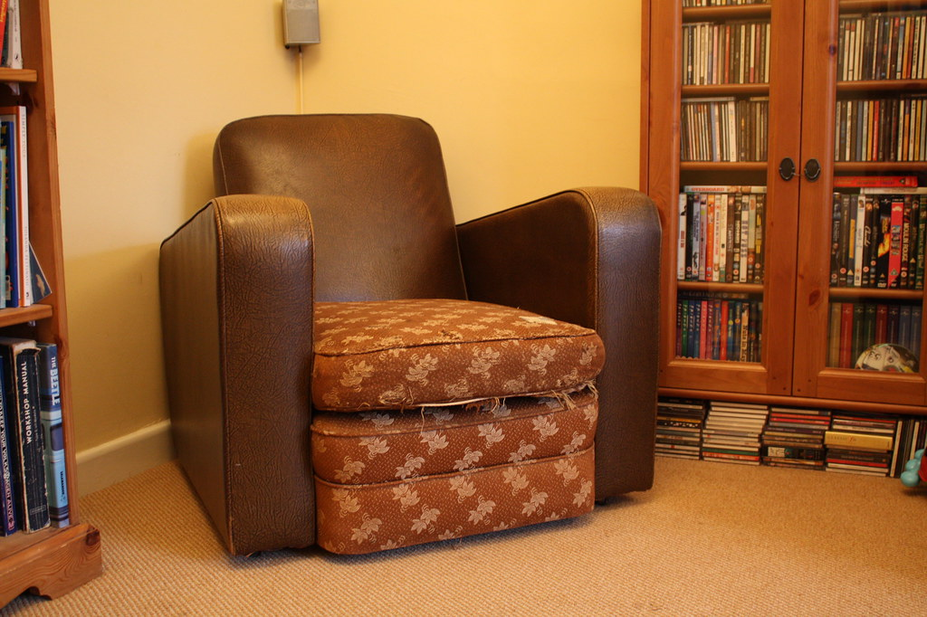Utility Furniture CC41 chair sofa suite WWII