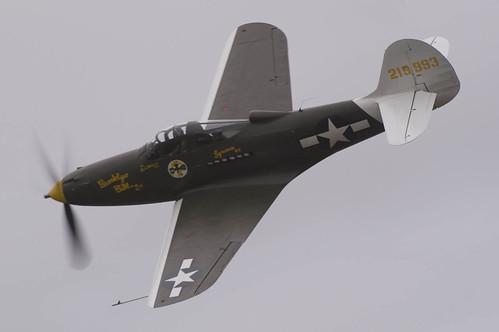 Warbird picture - Duxford Autumn Airshow 051008