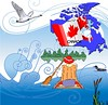 Great Canadian Rivers - Large & Small