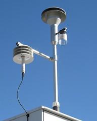 Air Monitoring station, Reno, Nevada
