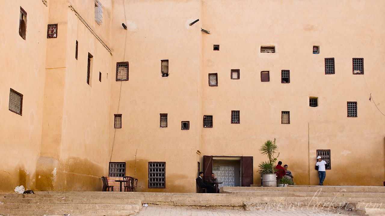 Near the Medina, Fes, Morocco, November 2007