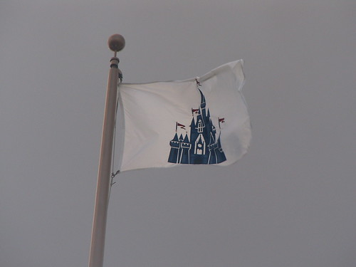 Walt Disney World - Flag of the Magic Kingdom