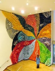 the gravity of color (sandcastlematt) Tags: sculpture art museum connecticut ct melissa cups installation artinstallation newbritain lisahoke newbritainmuseumofamericanart thegravityofcolor