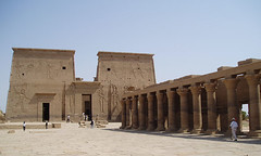 Temple of Philae, Egypt (Cultural Crossroads) Tags: africa art egypt archeology egyptianart templeofphilae culturalcrossroads culturaltours exclusivetours