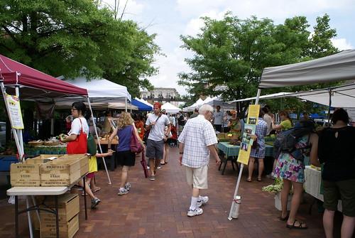 Mt. Pleasant Farmers' Market