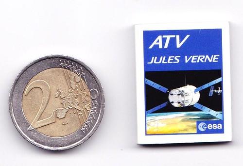 MINI-LIVRE ATV - JULES VERNE