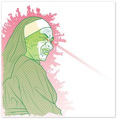 Ilustracin Revista Bacnika 07 (Victor Ortiz - iconblast.com) Tags: