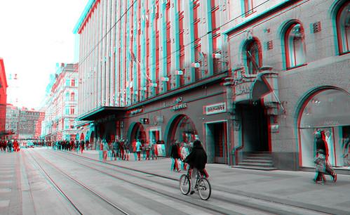 Helsinki in stereo
