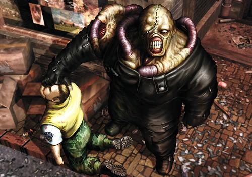 Resident Evil Nemsis