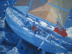 "Illustration of Ocean Racing Yacht • <a style=""font-size:0.8em;"" href=""http://www.flickr.com/photos/64357681@N04/5867084032/"" target=""_blank"">View on Flickr</a>"