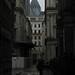 The City's labyrinthine ways...