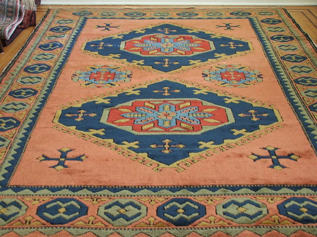 Oriental Rugs Turkish Kazar