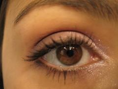 Bridal Eye Shadow - Pink Look (jamiethemakeupartist) Tags: pink wedding beauty fashion bride eyes eyelashes makeup eyebrow mascara bridal eyeshadow makeupartist