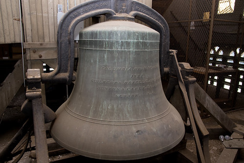CHS Clocktower Bell