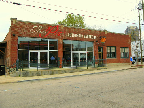 Ed Mitchell's The Pit -- Raleigh, North Carolina by you.