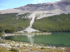 Fitz Roy - trek - lagune