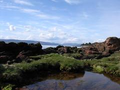 Firth of Clyde (W F B) Tags: blue sea river scotland clyde nikon escocia schottland ayrshire largs ecosse scozia 苏格兰 шотландия rnbclyde