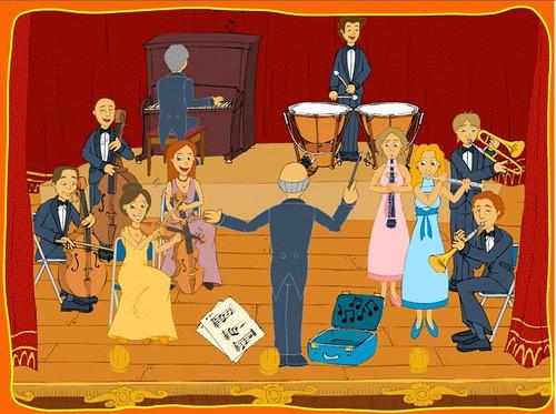 EL juego de la Orquesta