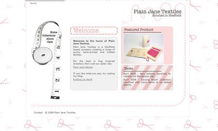 Plain Jane Textiles