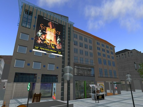 Feuerhex BlowUP am Marienplatz