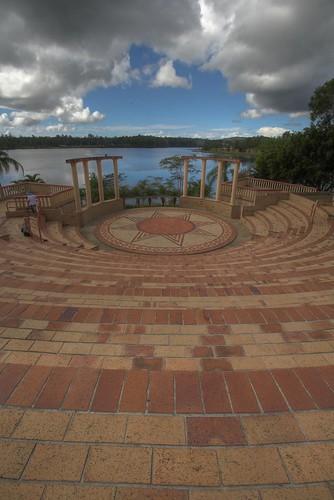 Amphitheatre at Cooroy Botanical Gardens