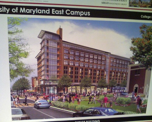 East Campus Rendering
