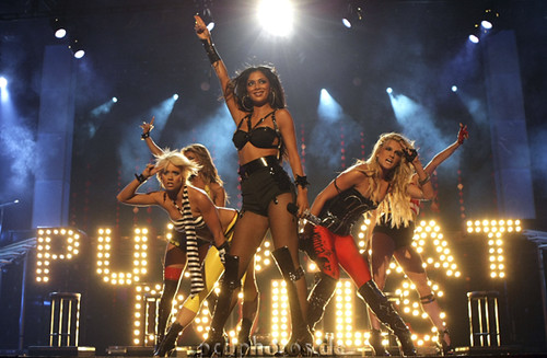 PussyCat Dolls show Mtv movie 2008