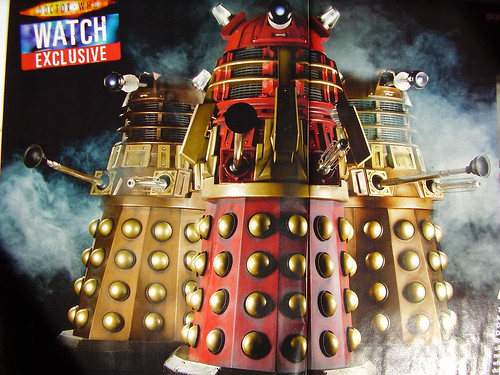 RADIO TIMES - Daleks