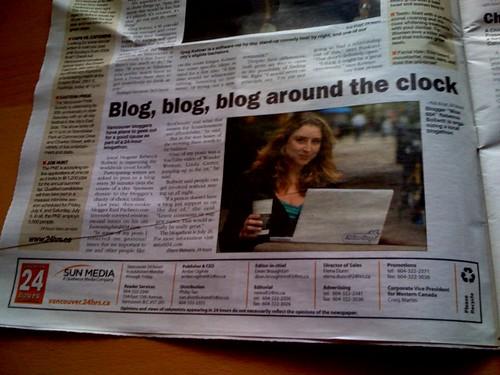 Blogathon 2008