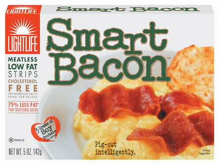 Smart Bacon = Stupid Soy