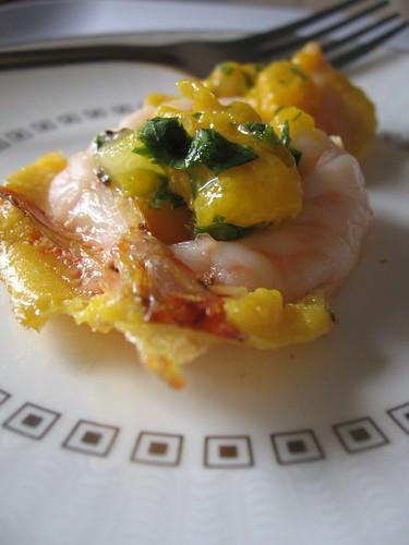 Shrimp With Egg (I-Heart-Shrimp)