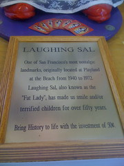 Laughing Sal (the legend)