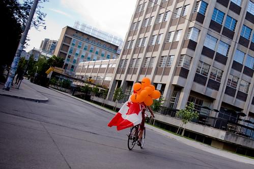 NDP Biker
