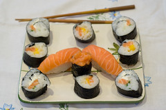 Homemade Sushi I