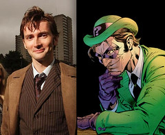 Dr. Riddler (graymantis) Tags: david who dr edward batman riddler tennant nygma