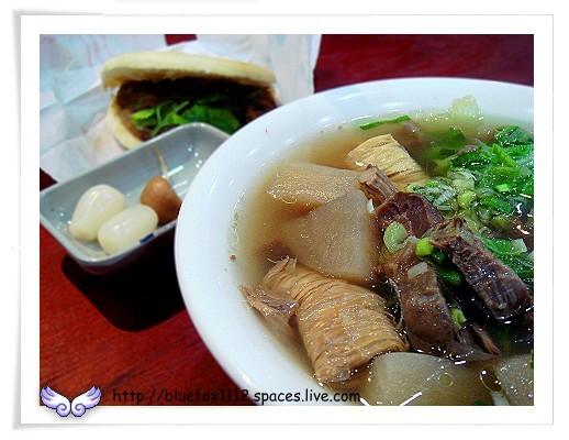 080417秦味香陜西風味小吃08_水盆羊肉&肉夾饃