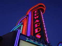 Edwards Theater (Bob the Real Deal) Tags: park love colors movie tickets colorful theater neon colours candy cinemas ticket fresno popcorn neonlights movies neonsign theaters sodas riverpark neonsigns fridaynight letsgotothemovies sonydscp72 adate watchamovie thegalleryoffinephotography riverparkfresno moviecinemas