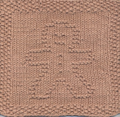 Ravelry Gingerbread Man Dishcloth Pattern By Emily Jagos