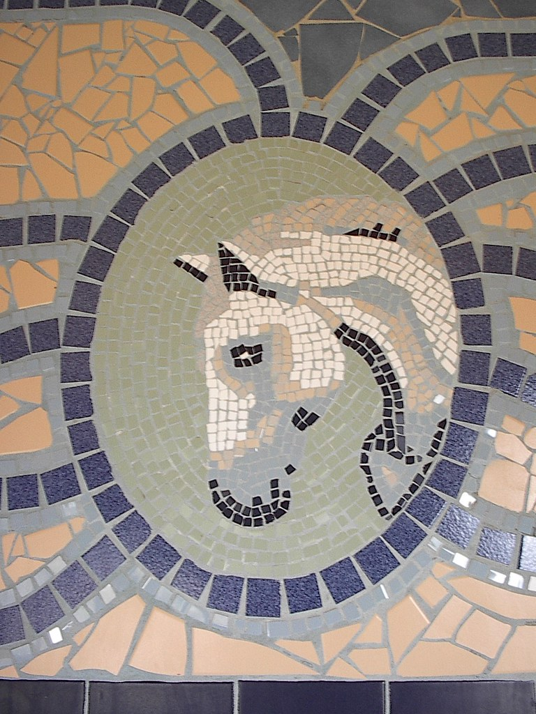The world 39 s best photos of cozinha and mosaico flickr hive mind - Azulejos roman ...