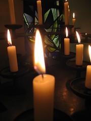 Candles (dschopphoff) Tags: geotagged kerzen meschede abtei knigsmnster marienkapelle