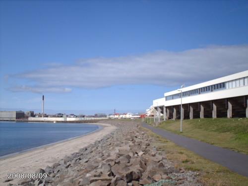 Akranes beach