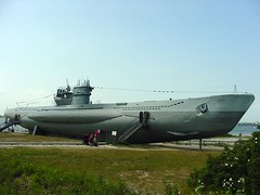 2007-052017 (bubbahop) Tags: germany war sub thirdreich wwii navy submarine worldwarii uboat kiel worldwar2 2007 uboot laboe u995 typevii europetrip17