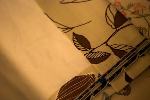 Sewing Lined Curtains