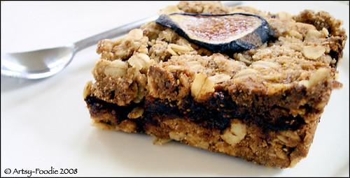 Oat Fig Bars