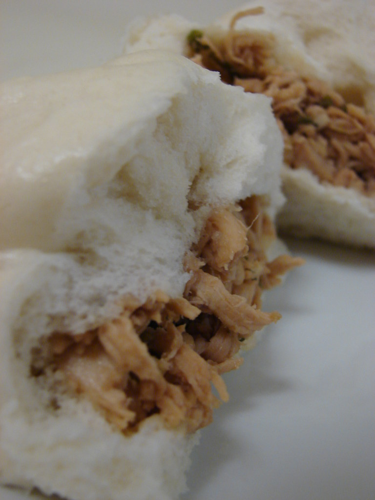 how to make siopao whiter